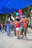 Tel Aviv 2010 Gay Parade stock photography