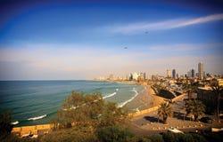 Tel Aviv Imagenes de archivo