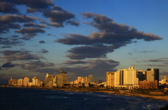 Tel Aviv Royalty-vrije Stock Afbeeldingen