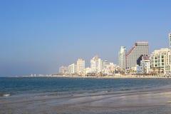 Tel Aviv Arkivfoto