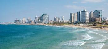 Tel Aviv Obrazy Royalty Free