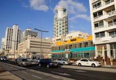 Tel Aviv Imágenes de archivo libres de regalías