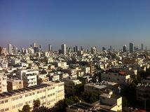 Tel Aviv Photographie stock