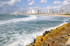 Tel Aviv Arkivbilder