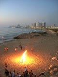Tel Aviv Lizenzfreies Stockfoto