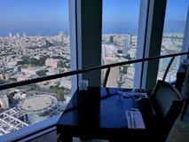 Tel Aviv from above Stock Photos