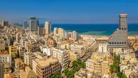 Tel Aviv aerial view Stock Image