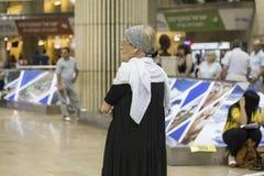 Tel Aviv - airoport - 21 de julio - Israel, 2014 Foto de archivo libre de regalías