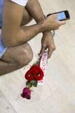 Tel Aviv - airoport - 21 de julio - Israel, 2014 Foto de archivo