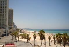 Tel-Aviv beach Jaffa Israel Royalty Free Stock Photography