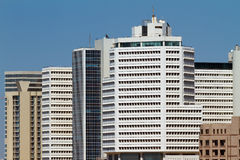 Tel aviv  buildings Stock Image