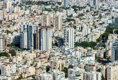 Tel Aviv city Stock Images
