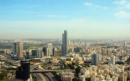 Tel Aviv Cityscape Royalty Free Stock Photo