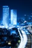 Tel Aviv Cityscape Stock Image