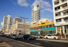 Tel Aviv. Royalty Free Stock Images