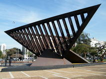 Tel Aviv das Rabin-Quadrat 2011 Stockbilder
