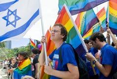 Tel Aviv gay pride Stock Image