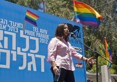 Tel Aviv gay pride Stock Images
