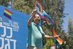 Tel Aviv gay pride Royalty Free Stock Photography