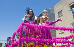 Tel Aviv gay pride Royalty Free Stock Image
