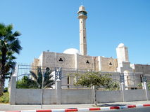 Tel Aviv Hasan-bey Mosque October 2010 Stock Photos