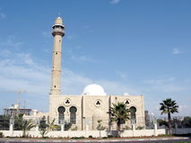 Tel Aviv The Hasan-bey Mosque 2009 Royalty Free Stock Photography