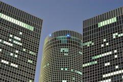 Tel Aviv. High-rise buildings in Israel royalty free stock image