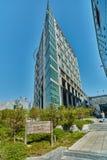 Tel Aviv - 10 02 2017: Ihilov centrum medyczne w Tel Aviv, buildi Obraz Royalty Free