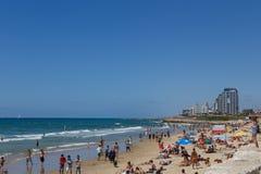 Tel Aviv. Israël stock fotografie