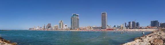 Tel Aviv. Israël stock foto's