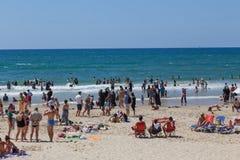 Tel Aviv. Israël royalty-vrije stock afbeeldingen