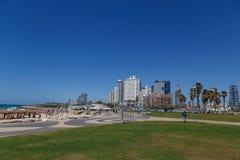 Tel Aviv. Israël stock afbeeldingen