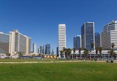 Tel Aviv. Israël Stock Foto