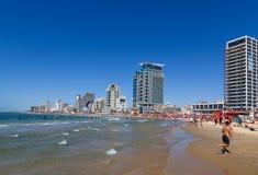 Tel Aviv. Israël Royalty-vrije Stock Fotografie