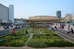 Tel Aviv - Israel arkivbild