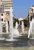 Alenbi Fountain Stock Images