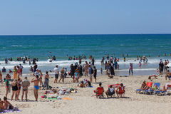 Tel-Aviv . Israel Royalty Free Stock Images