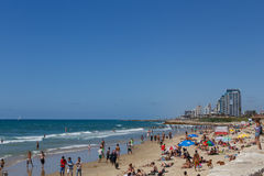 Tel-Aviv . Israel Stock Photography