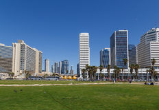 Tel aviv .Israel Stock Photo
