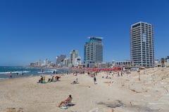 Tel aviv .Israel Stock Photo