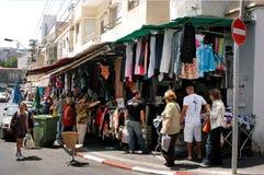 Tel Aviv Israel - Bezalel Market Stock Image