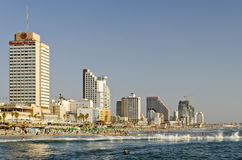 TEL-AVIV, ISRAEL - JUNE 12, 2011 Stock Image