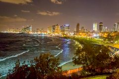 Tel Aviv Royalty Free Stock Photo