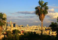 Tel Aviv, Israel. Royalty Free Stock Photo