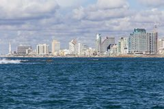 Tel Aviv, Israel Royalty Free Stock Photo
