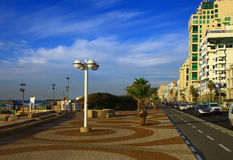 Tel Aviv, Israel. Royalty Free Stock Photography