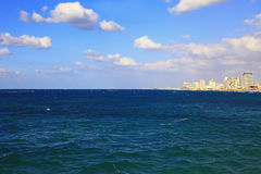 Tel Aviv, Israel. Royalty Free Stock Photos