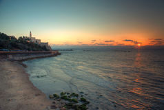 Tel Aviv in Israel Royalty Free Stock Image