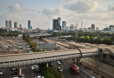 Tel Aviv, Israele Immagini Stock Libere da Diritti