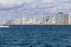 Tel Aviv, Israele Fotografia Stock Libera da Diritti